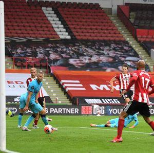 Tottenham Tertinggal 0-1 dari Sheffield di Babak Pertama