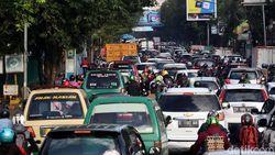 Rekayasa Lalin di Bandung Saat Long Weekend Bersifat Situasional