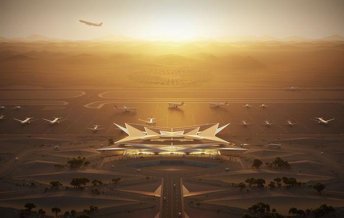 Amaala Airport