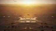 Calon Bandara Mewah Fatamorgana di Timur Tengah