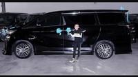 Youtuber Cilik Ini Bisa Beli Toyota Vellfire di Usia 12 Tahun