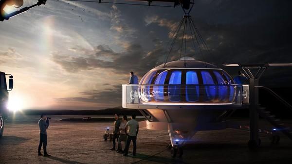 Nantinya, pemesanan kursi balon udara ini akan tersedia di situs web Space Perspective. Anchorage Daily News melaporkan bahwa penumpang mesti membayar sekitar USD 125.000 atau Rp 1,8 miliar.