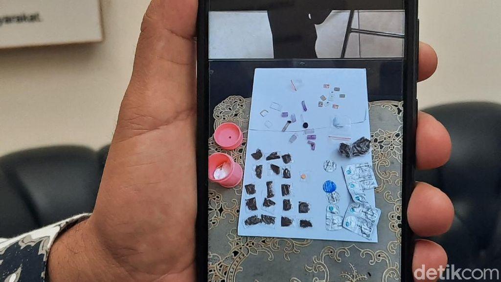 3 Kali Upaya Penyelundupan Narkoba ke Lapas di Sleman Digagalkan