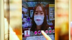 Korea Selatan Andalkan Cermin AR untuk Jualan Makeup