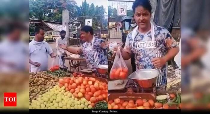 Fakta sesungguhan aktor Bollywood yang banting stir jadi penjual sayur