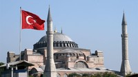 Uni Eropa Sesalkan Hagia Sophia Diubah Jadi Masjid