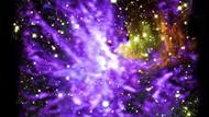 Teleskop Hubble Tangkap Foto Kembang Api di Luar Angkasa