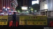 3 Jalan di Surabaya Ditutup, Polisi Sterilkan Lokasi dari Kerumunan