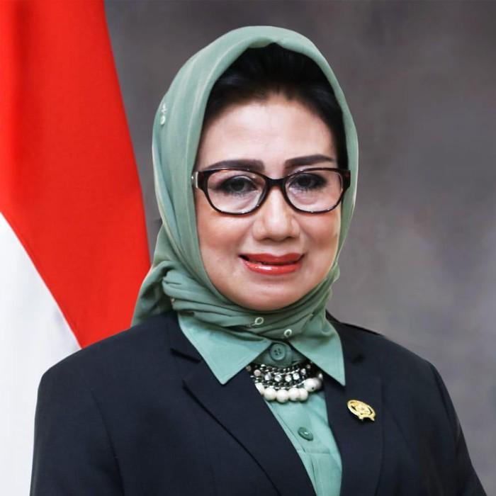 Ketua DPRD Kutai Timur Encek UR Firgasih