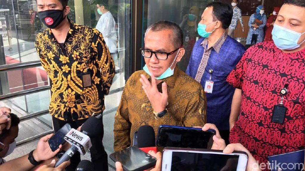 Ketua KY Tukar Data dengan KPK untuk Seleksi Hakim Ad Hoc Tipikor-PHI