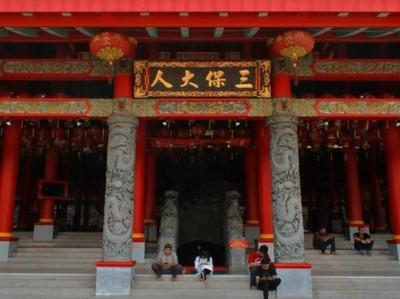 Klenteng Ini Bikin Kamu Serasa di China