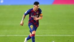 Mesin Lionel Messi