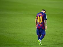 Lionel Messi Cs Sudah Hilang Motivasi?
