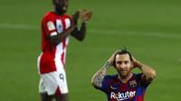 Zidane: Jangan Tinggalkan Barcelona, Messi