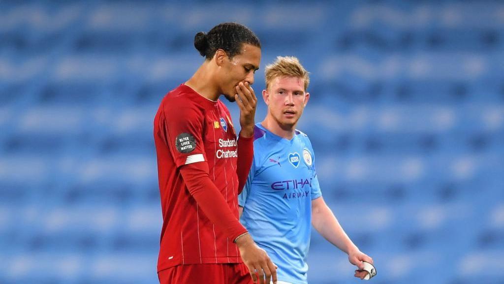 Man City Vs Liverpool: The Citizens seperti Lawan Tim Bocah