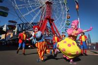 Posisi Luna Park Sydney yang terkenal dan arsitekturnya yang unik memberikan tempat khusus di hati orang Australia dan pengunjung.