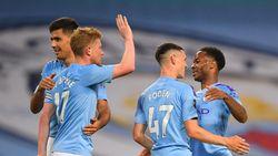 Manchester City Hajar Liverpool 4-0