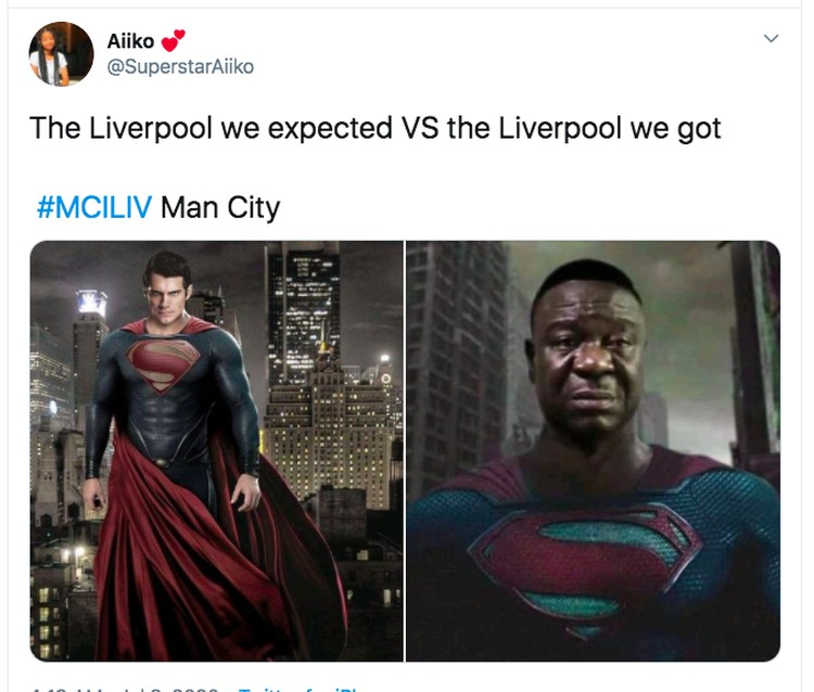 Meme Liverpool City