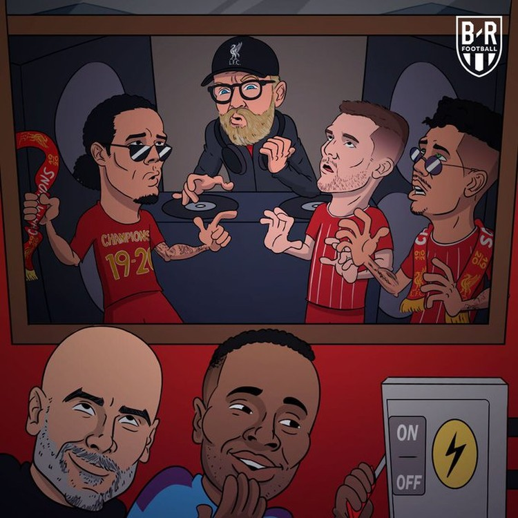 Meme Liverpool City