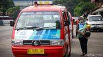 Potret Penerapan Protokol Kesehatan di Angkot Jak Lingko