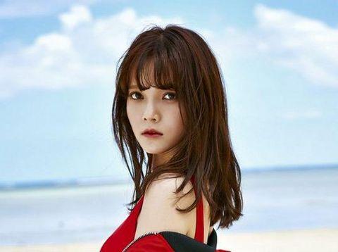 Mina eks AOA menyebut dirinya di-bully Jimin