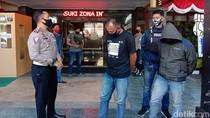 Pelarian Mobil Rental Surabaya Berakhir di Kota Malang
