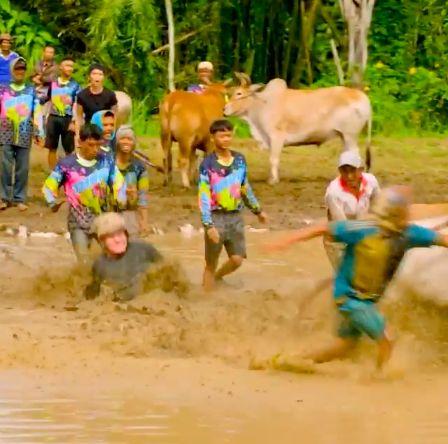 Momen seru Gordon Ramsay di Sumatera Barat