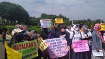 Ortu Murid Gelar Aksi Damai di Taman Pandang, Minta PPDB DKI 2020 Dibatalkan