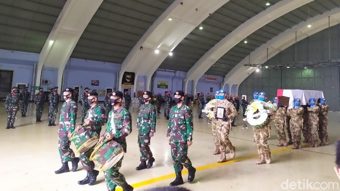 Panglima TNI lepas jenazah Pelda Rama