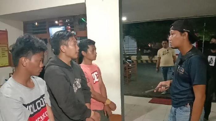 Pembobol gudang BPBD Makassar, Sulsel