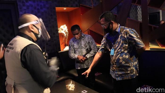 Pemkot Bandung mulai melakukan simulasi protokol kesehatan di tempat hiburan
