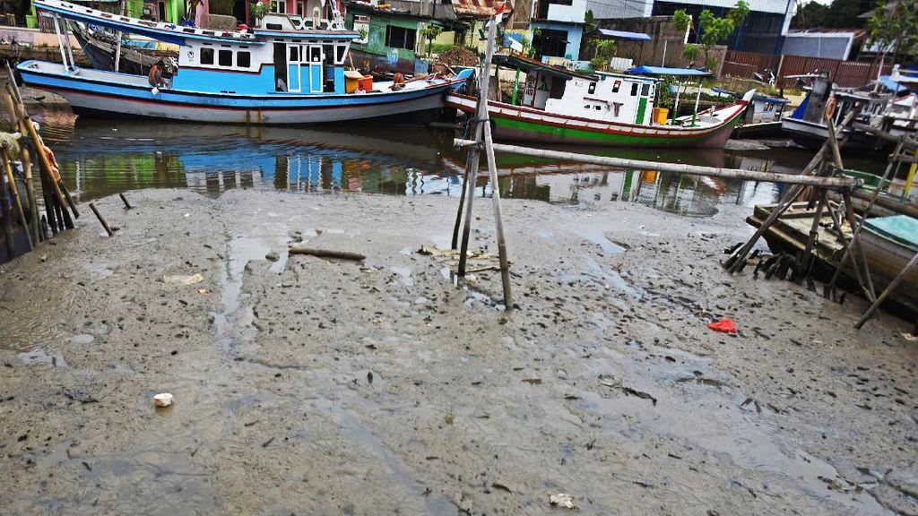 Nelayan di Serang Keluhkan Pendangkalan Pelabuhan