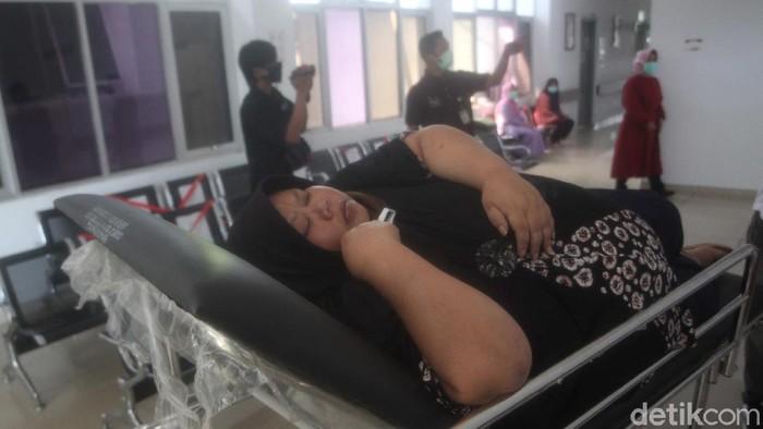 Perempuan Obesitas di Sumedang