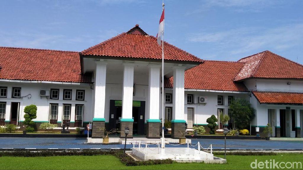 2 Hakim Pria-Wanita di PN Pekalongan Disanksi MA Terkait Kasus Asusila