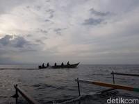 Untuk sampai ke Pulau Kapotar, kamu bisa naik kapak dari Pelabuhan Samabusa. (Hari Suroto/Istimewa)