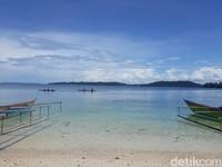 Kapotar adalah pulau kosong yang tak berpenghuni. (Hari Suroto/Istimewa)