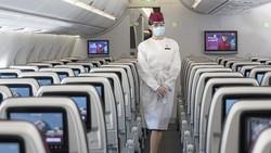 Hanya Kurang dari 1% Penumpang Pesawat Qatar yang Positif COVID-19