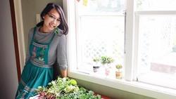 Rara Sekar, Kakak Isyana Sarasvati yang Hobi Berkebun