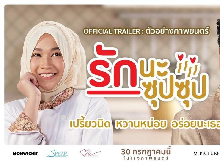 Film Muslim Thailand Ruk Na, Soup Soup