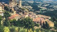 Desa Italia Tawarkan Penginapan Gratis Saat Musim Panas