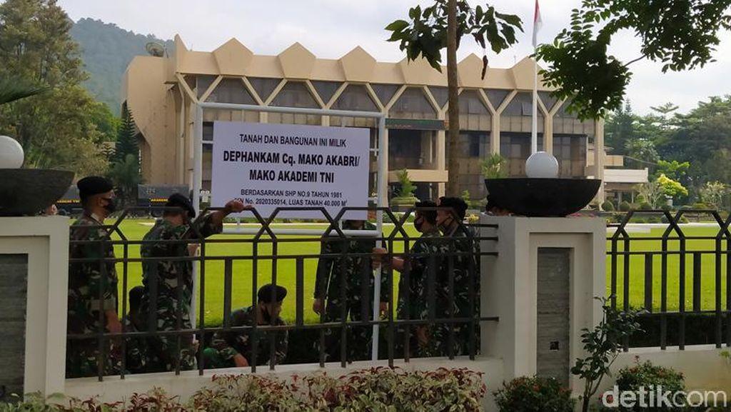 Polemik Aset dengan Akademi TNI, Pemkot Magelang Serahkan Data ke Setneg