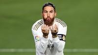 Jadi Bek yang Rajin Cetak Gol, Segini Kekayaan Sergio Ramos