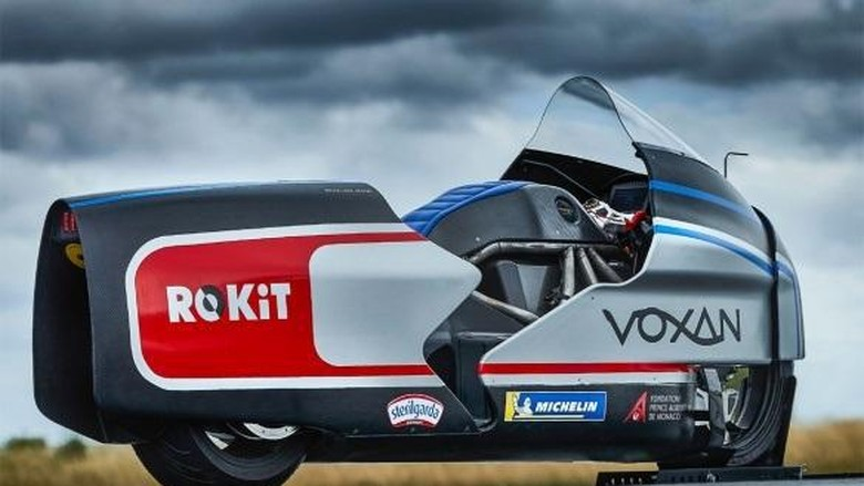 Voxan Motors Wattman Electric