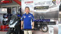 Pesan Yamaha di Hari Jadinya ke-65, Bawa Filosofi Kando