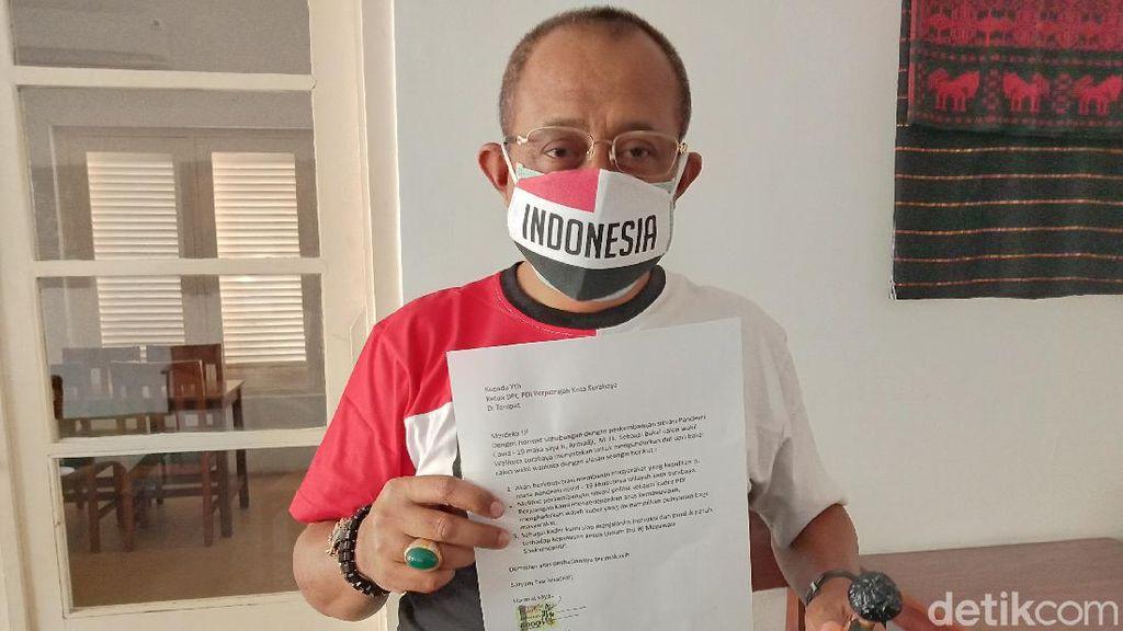 Siapa Jegal Armuji? Ini Kata PDIP Surabaya