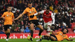 Link Live Streaming Wolverhampton Wanderers Vs Arsenal