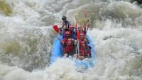 Wisata Arung Jeram di Banjarnegara Beri Diskon, Siapkan Nyalimu!