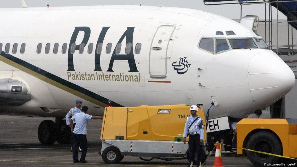 Bagaimana Cara Ratusan Pilot Pakistan Dapatkan Lisensi Terbang Meragukan?