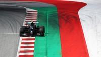 Kualifikasi F1 GP Austria: Bottas Pole, Hamilton Kedua