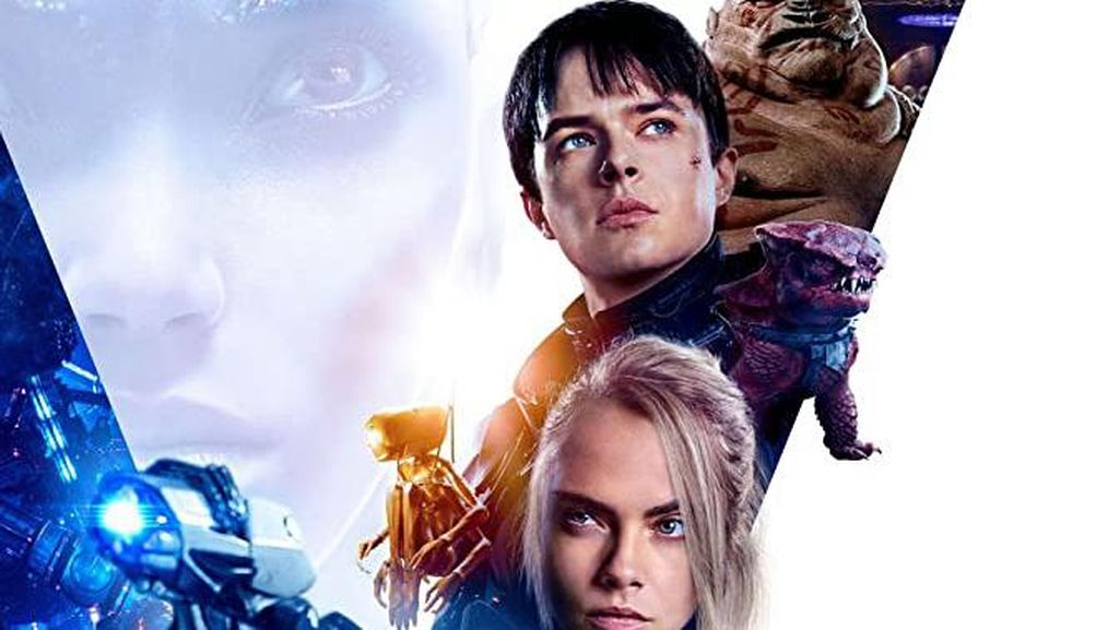 Sinopsis Valerian and the City of a Thousand Planets, Hadir Perdana Malam Ini